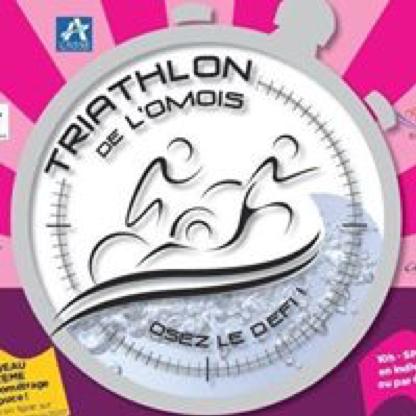 Logo Trithlon de Omois