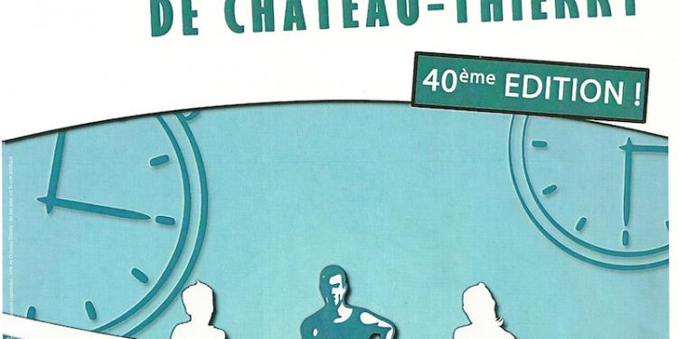 Marche, les 24 heures de marche athlétique de Chateau-Thierry