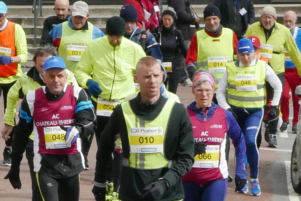 Course Marcheurs Château-Thierry