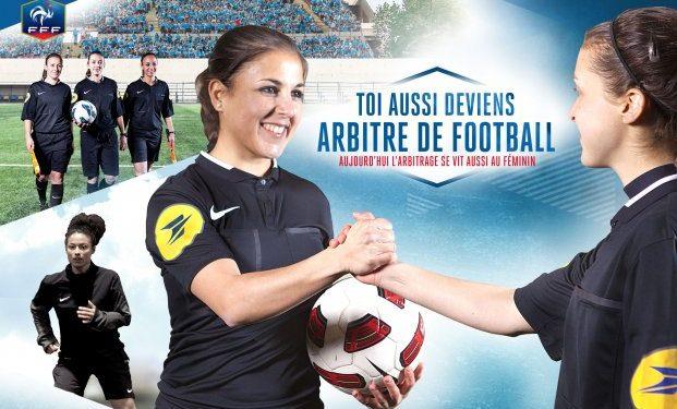 Formation arbitrage féminin dans l'Aisne