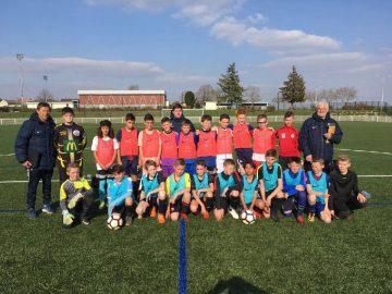 Equipe football U12 aisne