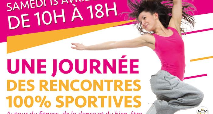 Rencontre 100% Sportives Fitness Jouarre le 13 avril