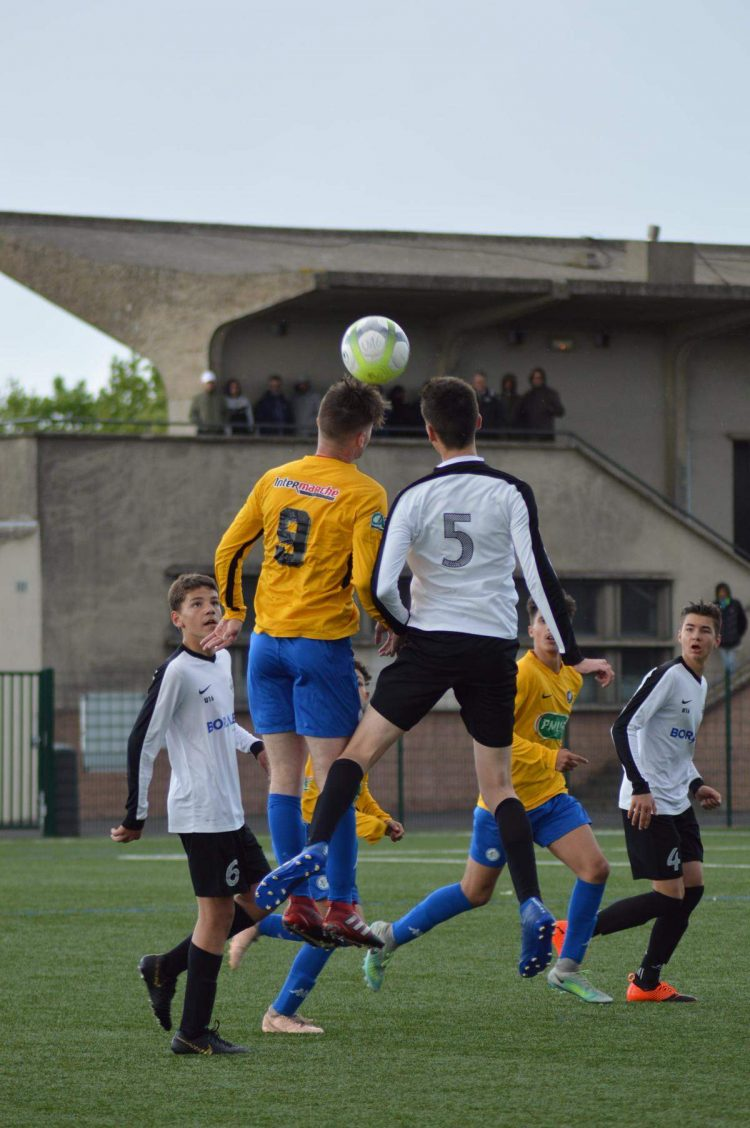 Football Chateau Thierry U16 R1 CTEFC St Omer