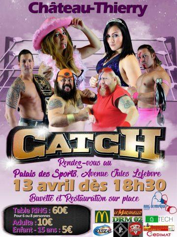 Gala Catch Château-Thierry