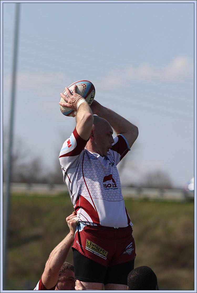 Resultats Rugby Croc vs AS Fontenay - 31 mars 2019