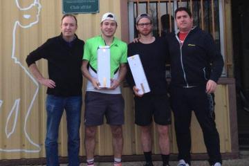 Résultats Tennis Tournoi qui Pétille Chateau Thierry 2019
