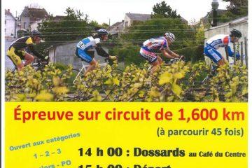 cyclisme criterium cramant