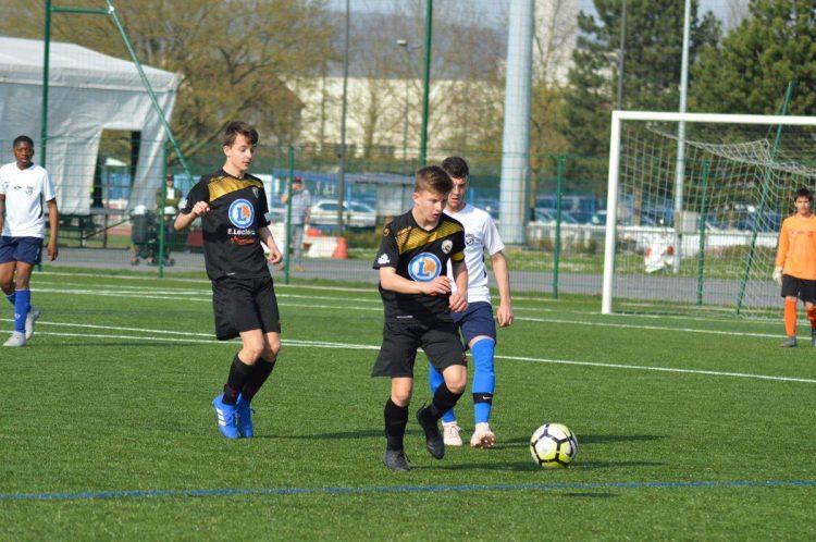 Château-Thierry Football matchs avril