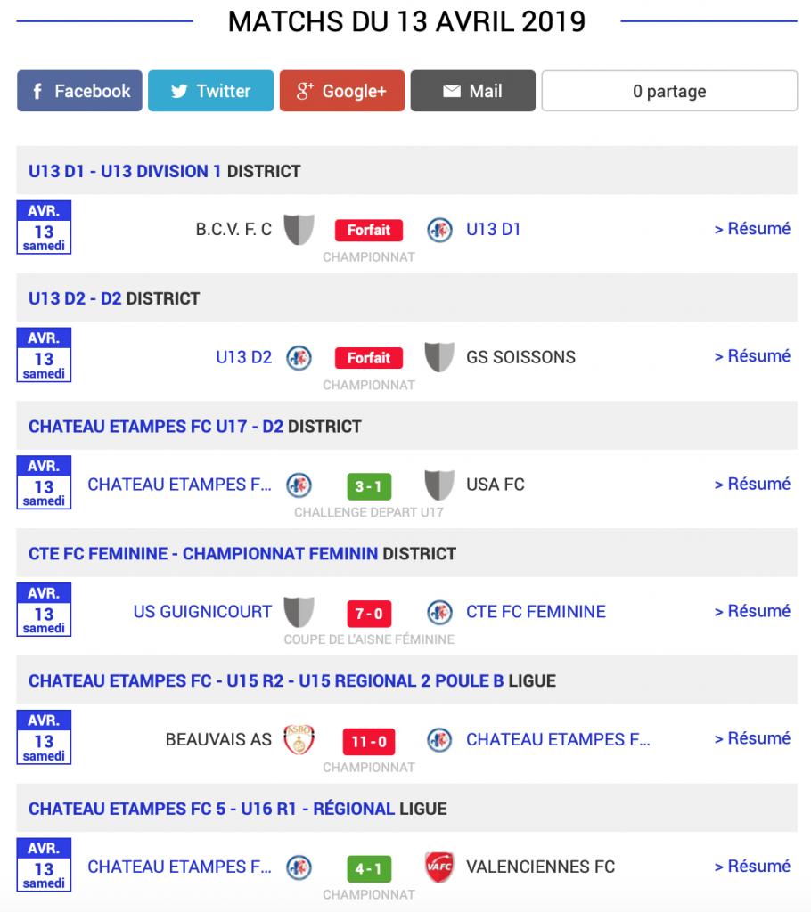 football-resultats-match-13-avril