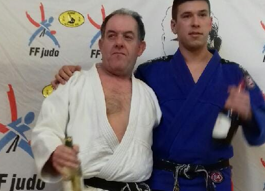 Judo Charly sur Marne - Gino 2e place Bucy le Long