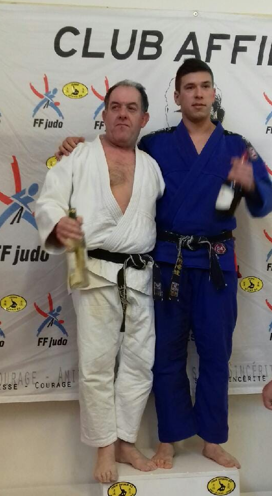 Judo Charly Sur Marne Gino Bucy le Long