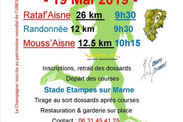 champ aisne trail dimanche 19 mai 2019