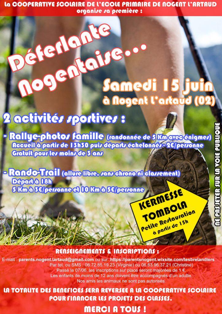 Déferlante Nogentaise 15 juin 2019