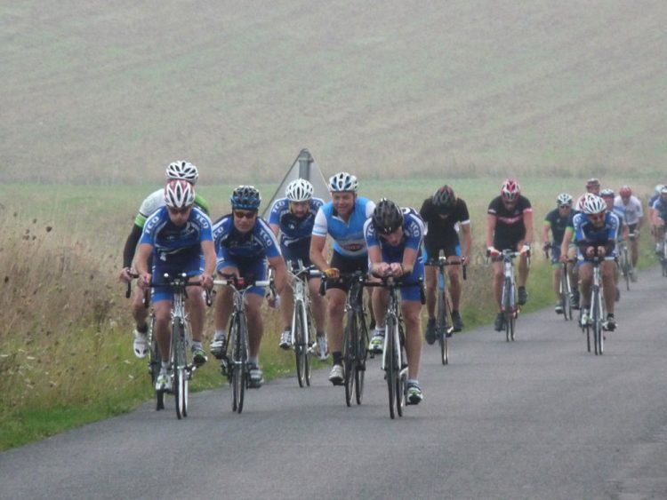 Fête du vélo à Château-Thierry