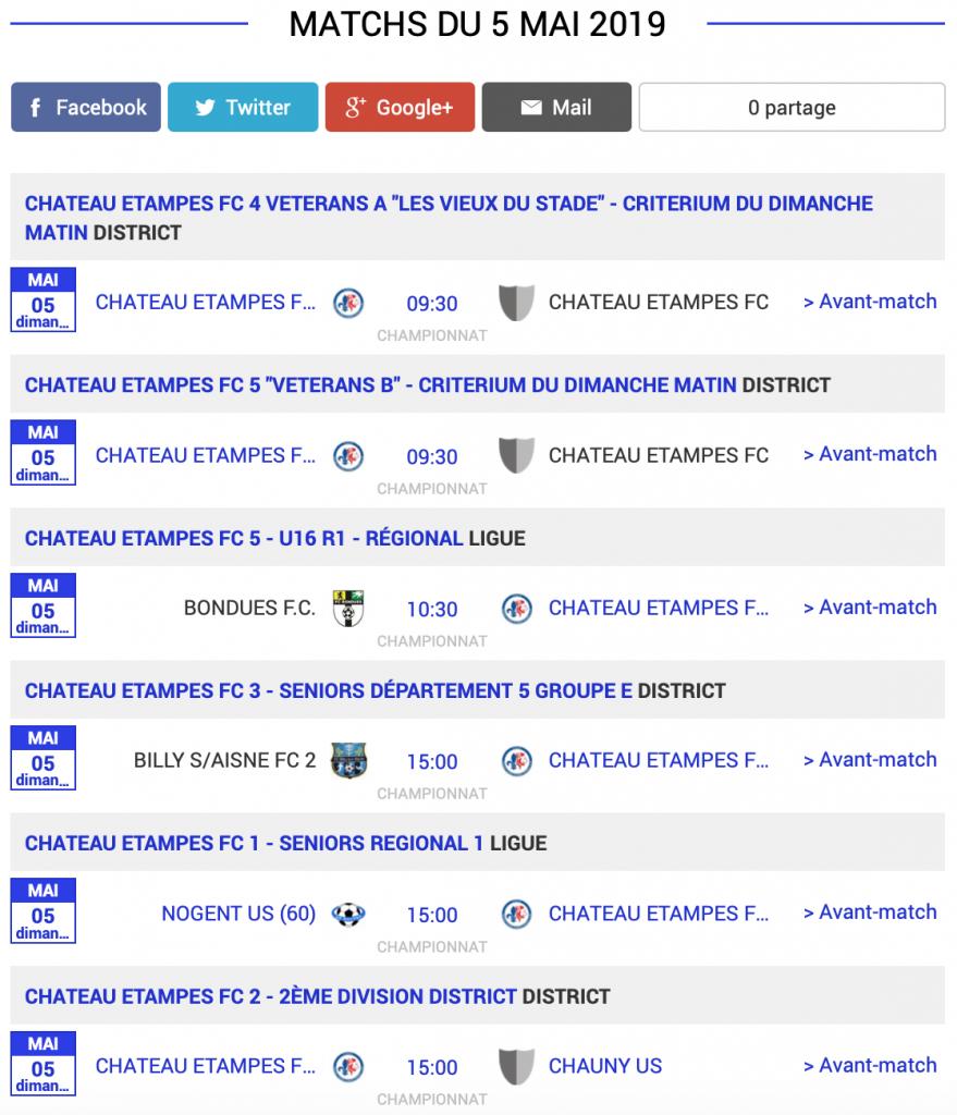 football-aisne-agenda-matchs-5-mai-chateau-thierry