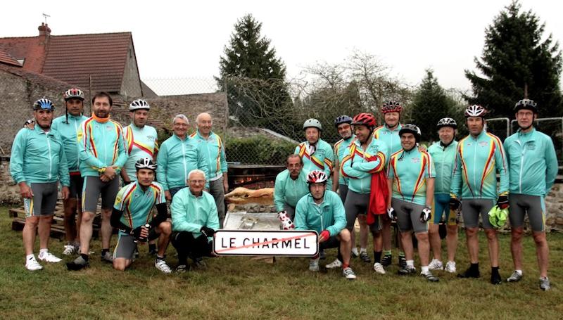 Cyclisme : randonnée et circuits le dimanche 2 juin