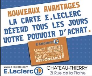Module Leclerc Chateau Thierry