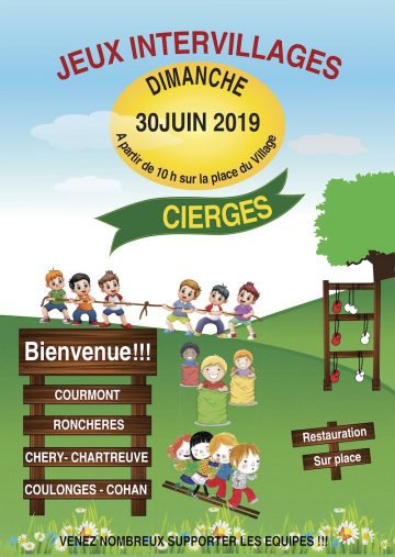Jeux intervillages Fere en Tardenois 2019