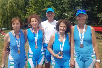 Aviron Château-Thierry - Masters de France Juin 2019