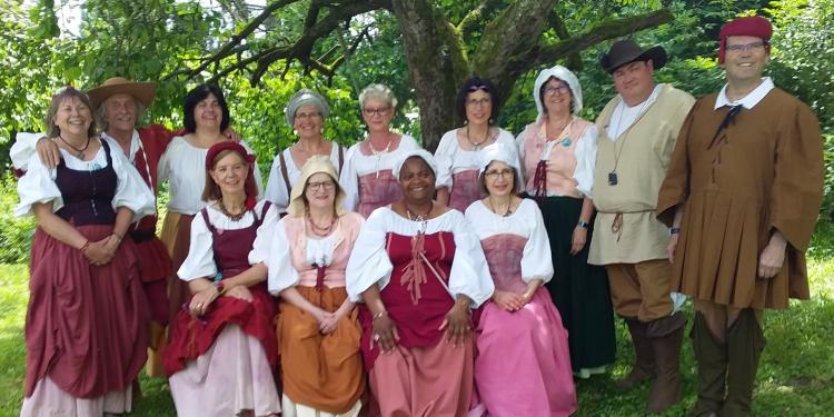 Dans en Omois - Fête Jean de la Fontaine 2019