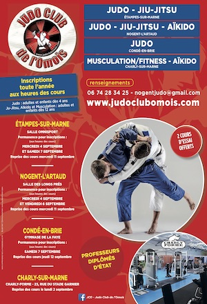 Judo Club de L'Omois les sections