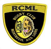 Logo Rugby Club Montreuil-aux-Lions