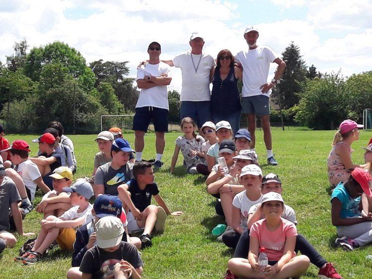 Stage tennis Fere en Tardenois Aisne été 2019