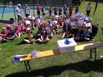 Enfants Aisne Tennis stage Tatdenois