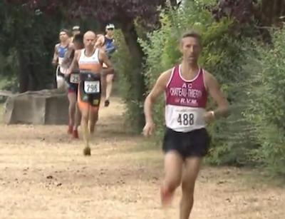 Course à pied - Triathlon de lomois 2019 Chateau thierry course a pied