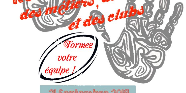 Affiche tournoi CROC Chateau Thierry rugby a 5