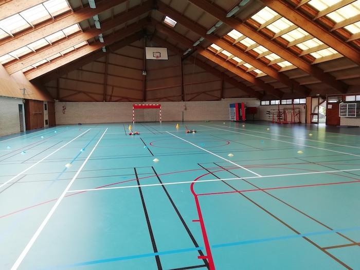 Gymnase Handball Neuilly Saint Front