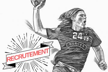Handball Féminin femme