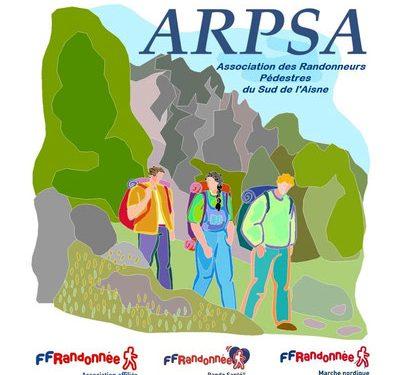 Affiche logo association ARPSA Sud de l'Aisne