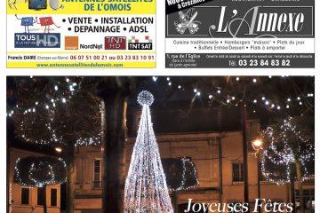 Couverture Autant en emporte la Marne numéro 450 du 16 décembre 2019