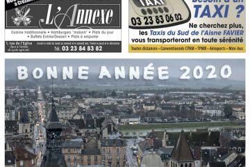 Couverture Autant en emporte la Marne 451 du 13 janvier 2020