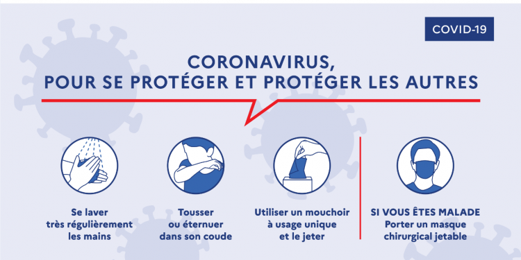 attestations coronavirus