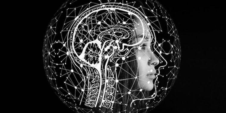 Image cerveau humain symbolisant l'intelligence artificielle