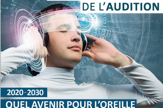 Affiche journée nationale de l'audition 2020 à Château-Thierry