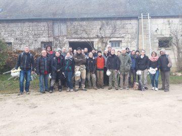 Equipe de bénévoles de Picardie Nature