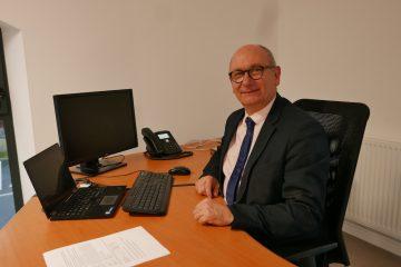 Etienne Hay, président de la CARCT.