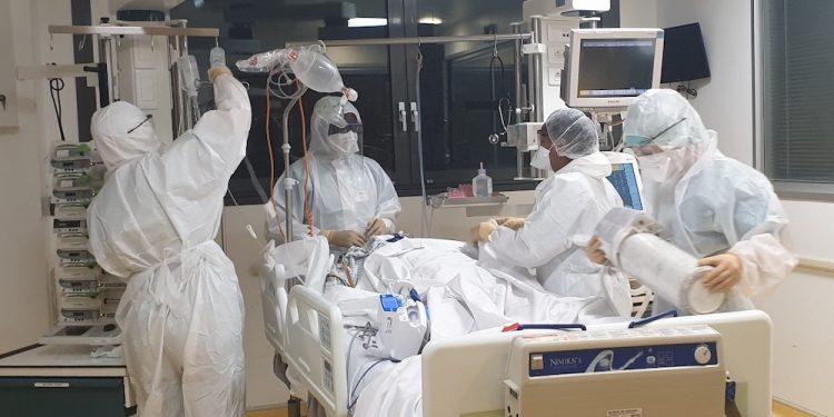 Service réanimation de l'hôpital de Château-Thierry