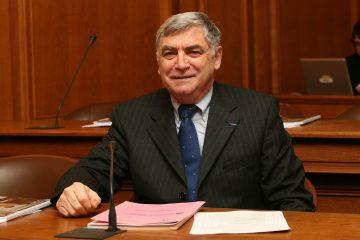 André Rigaud maire de Neuilly-Saint-Front.