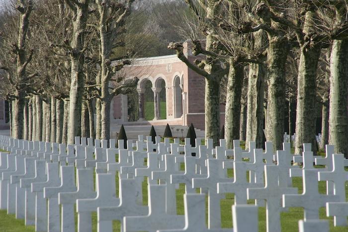 Cimetière militaire américain de Seringes-et-Nesles