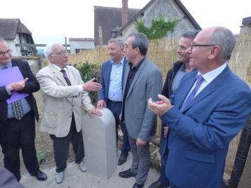 Inauguration de ma Maison Paul et Camille Claudel.
