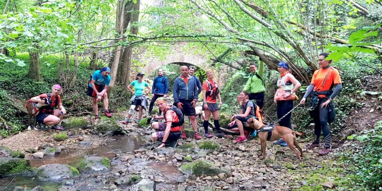 Equipe de Chierry J'y Cours - Champ Aisne Trail 2021