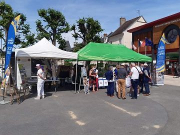Actions lions clubs a Chateau THierry