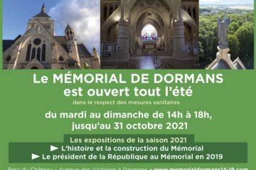 exposition memorial dormans