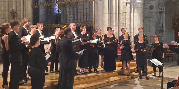 ensemble vocal castella, photo de groupe