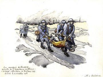 exposition soldat peinture belleau